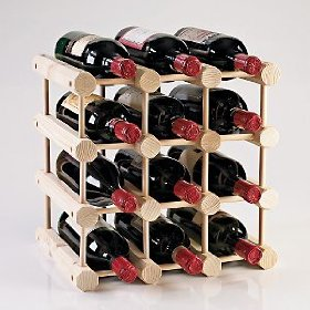12 Bottle Modular Rack