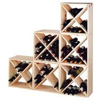 24 Bottle Modular Rack