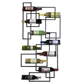 Ten Bottle Wine Rack
